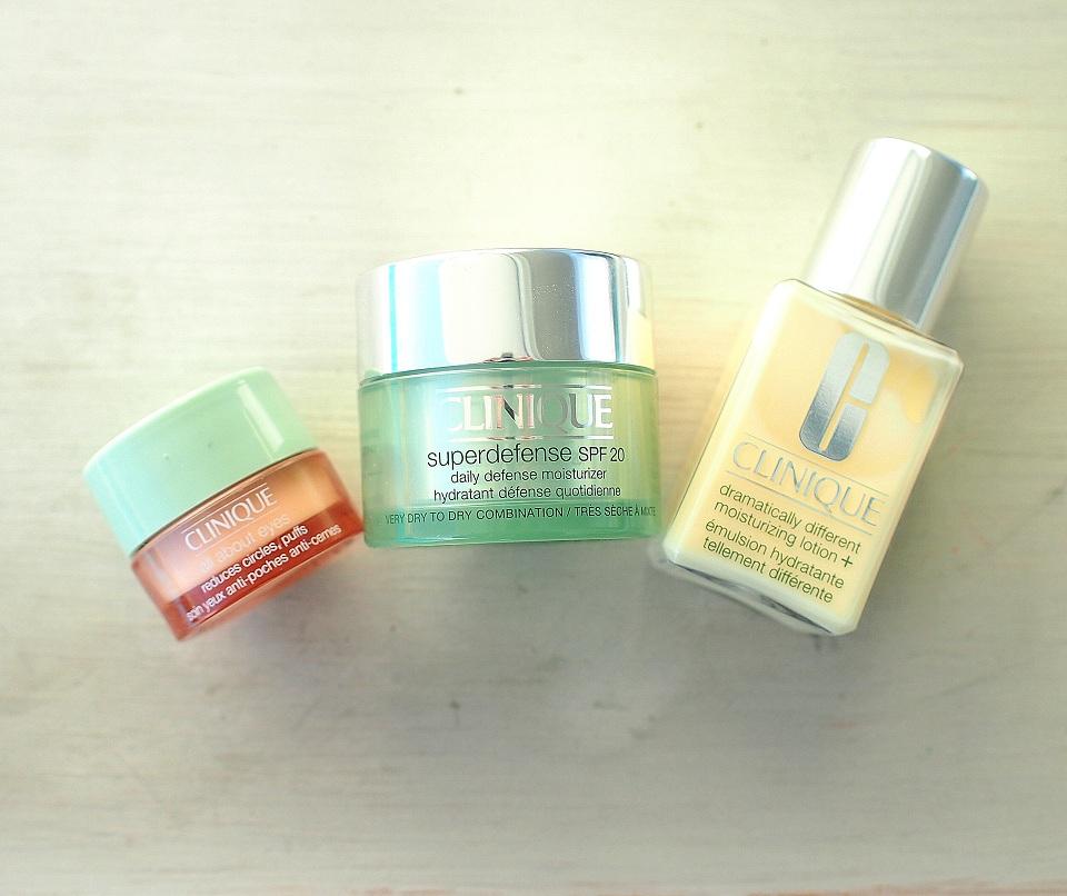 Arvio: Cliniquen ihonhoitokokonaisuus