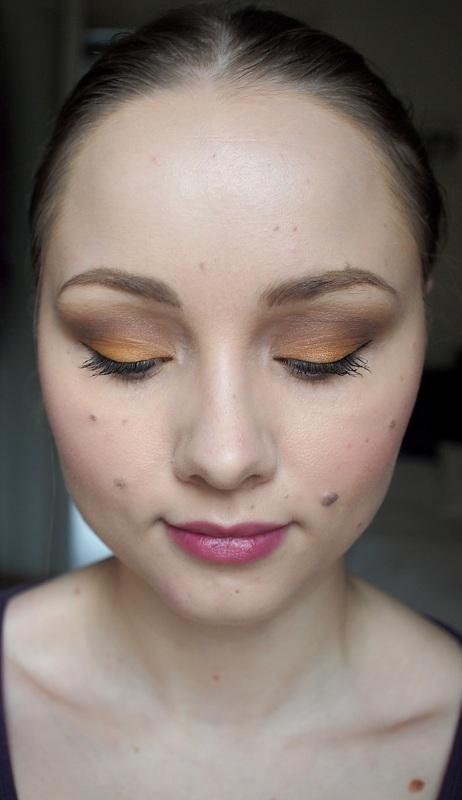 Seesteinen oranssi ja tenttipaniikki