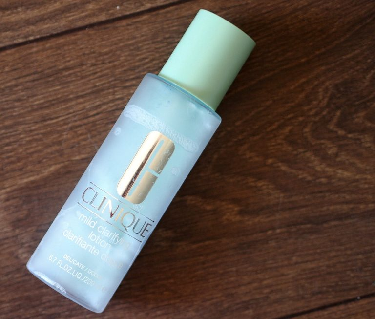 Luottotuote: Clinique Mild Clarifying Lotion