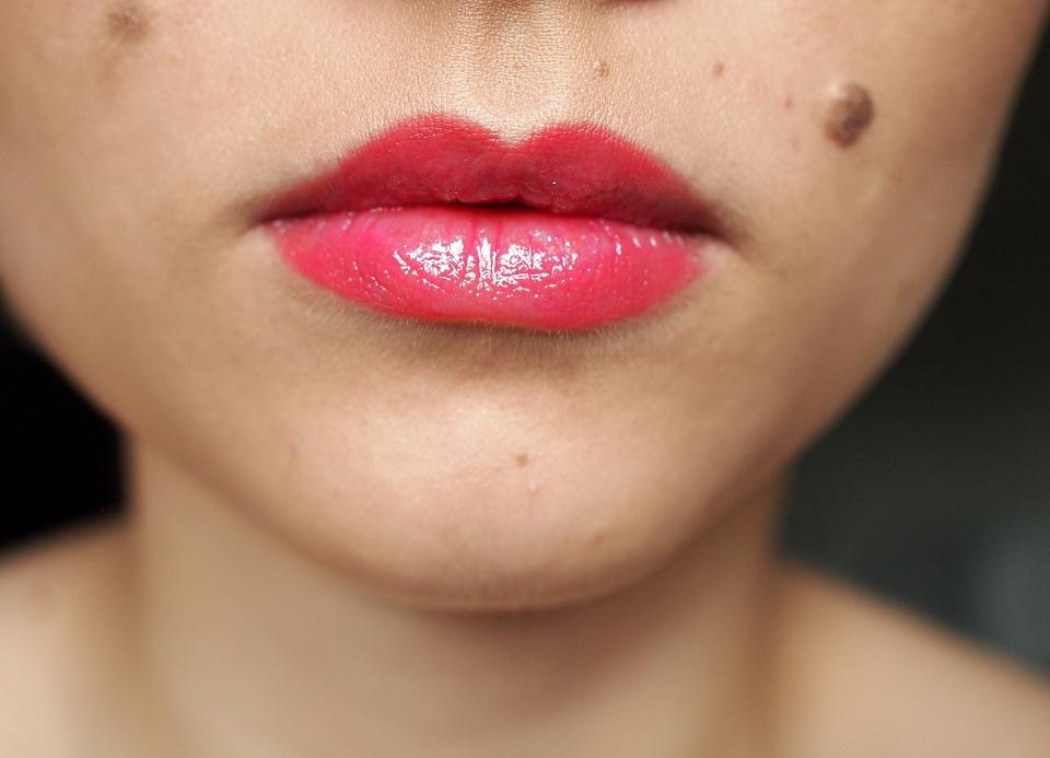 Ohje: helppo huultenrajaus