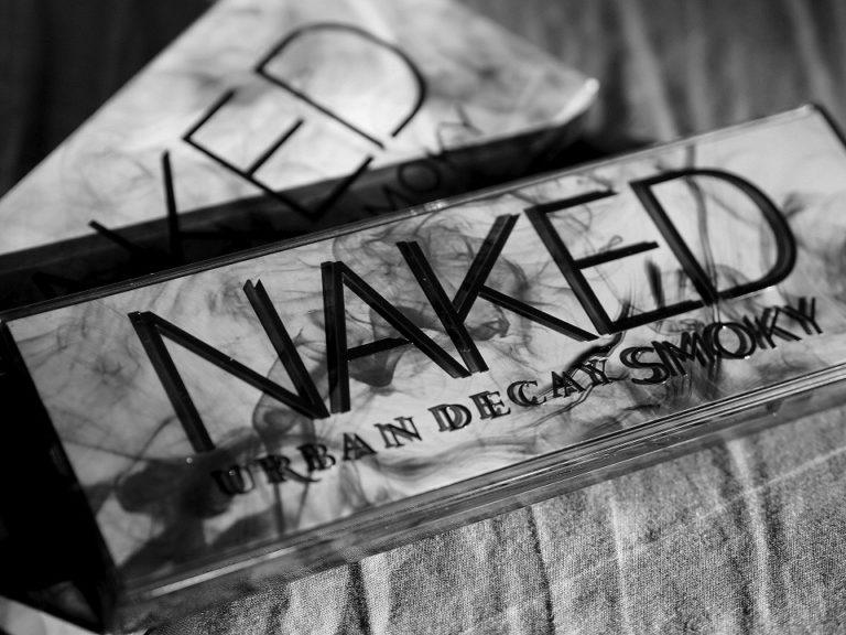 Ei savua ilman Naked Smokya