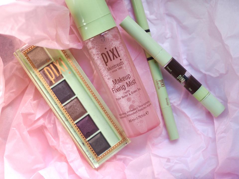 Pixi – helppo, vaivaton ja nopea meikki