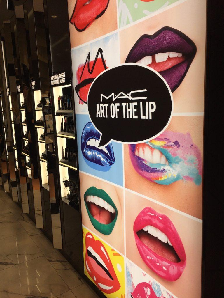 Mistä MAC-meikkejä saa ja miksi MAC on niin ihana