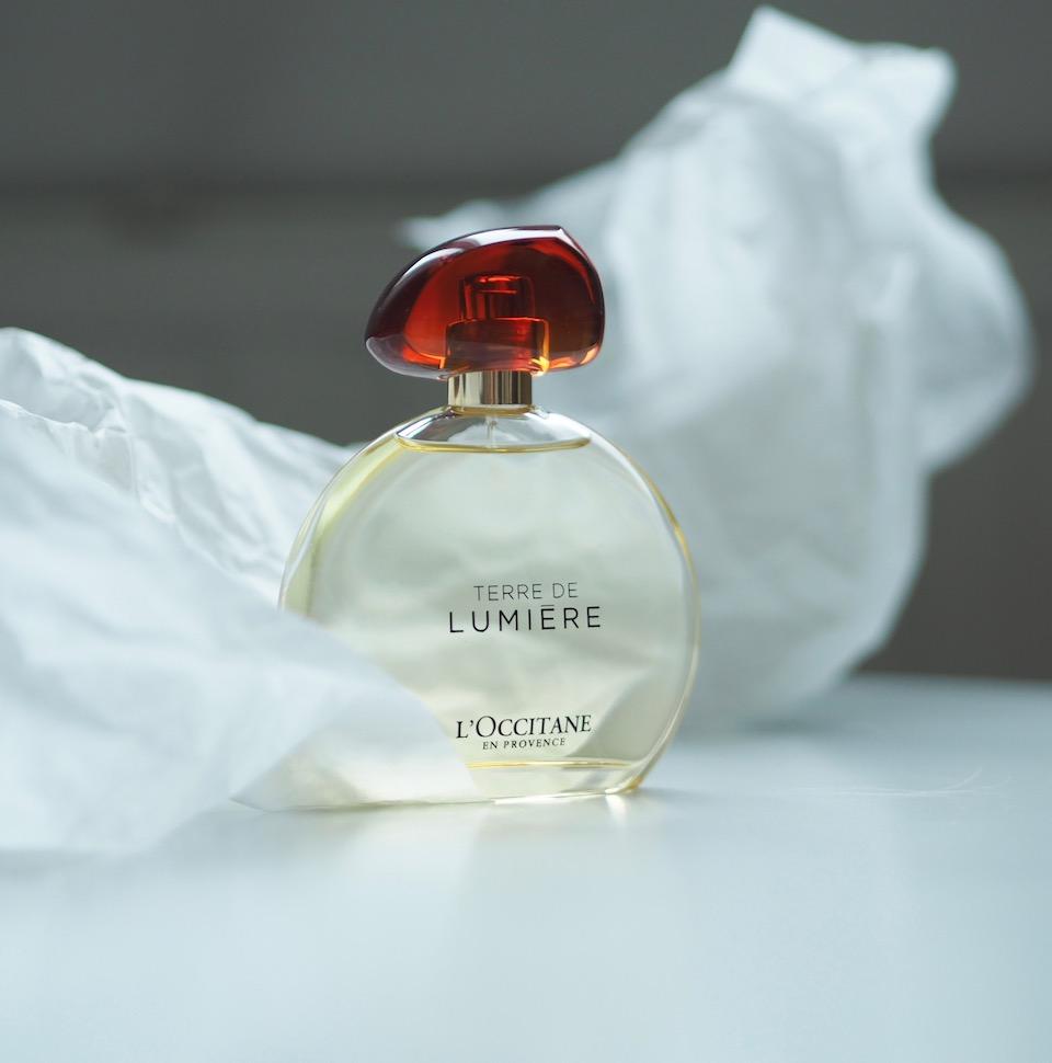 Kesän tuoksulemppari: L'Occitane Terre de Lumière
