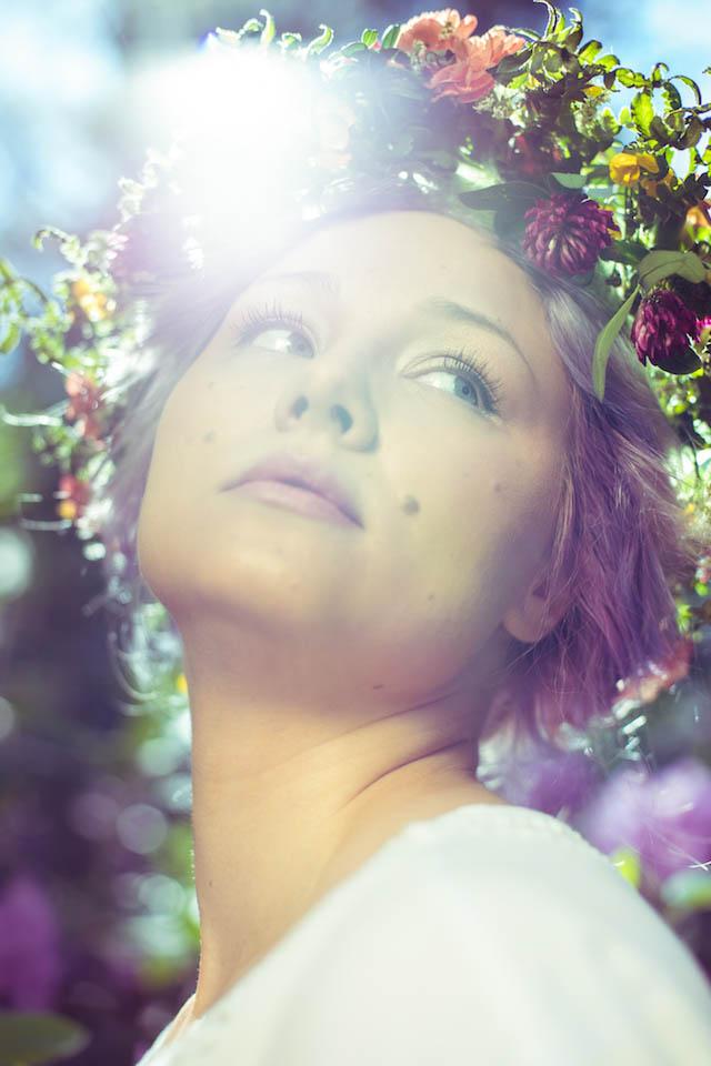Paluu kesän kukkaistunnelmiin feat. Zuii Organic