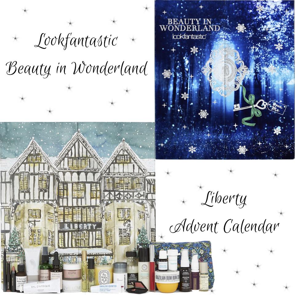 Kosmetiikan joulukalenterit – mun valinnat!