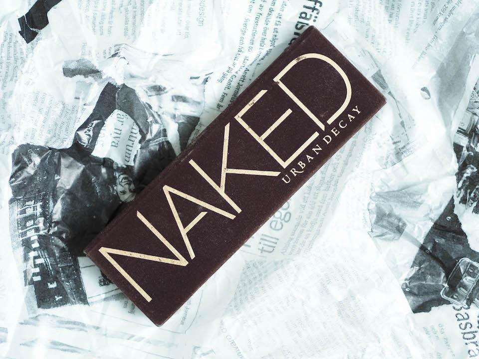 Jää hyvästi, aito ja alkuperäinen Naked