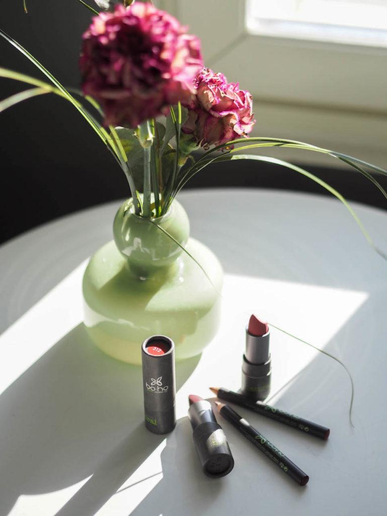 Piristysruiske syksyyn: värikkäät Boho-huulipunat
